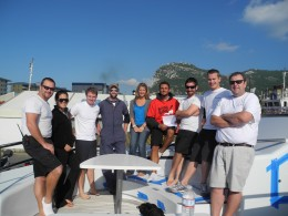 GEFF & 2011 Atlantic delivery crew